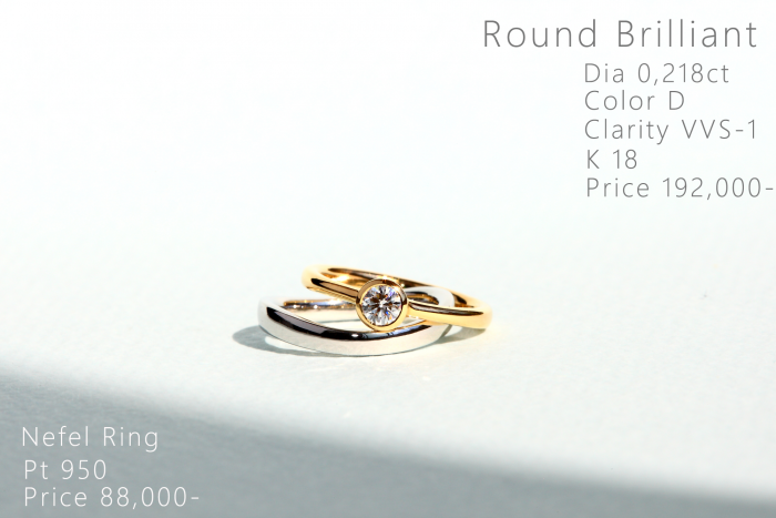 simple roung ring